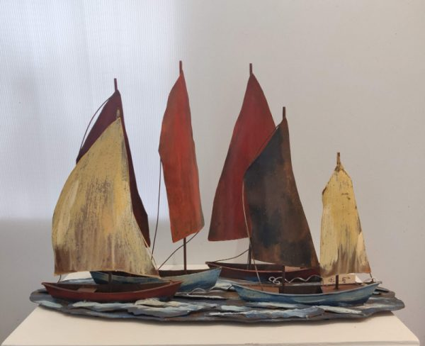 metal-reggata-sail-boats-large-rustic-Castlemartyr-House-Gallery-Gifts-Co-Cork-Ireland (21)